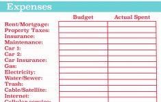 20 Druckbares Budget Arbeitsblatt Dave Ramsey | Bathroom | Pinterest | Free Printable Dave Ramsey Worksheets