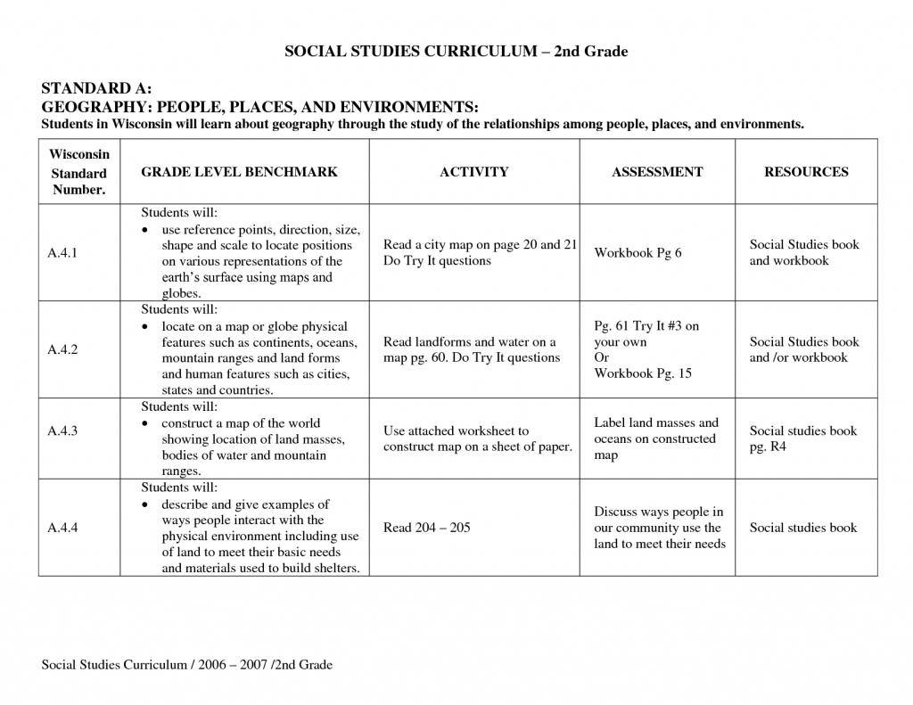 2Nd Grade Social Studies Worksheets 5Th Grade Social Stu S - Free   Free Printable Fifth Grade Social Studies Worksheets