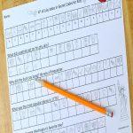 4Th Of July Jokes In Secret Codes For Kids   Printable Secret Code Worksheets