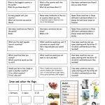 57 Free Esl Geography Worksheets | Free Printable Geography Worksheets