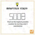 5Th Grade Math Brain Teasers Brainteaser 5Th Grade Math Brain | Brain Teasers Printable Worksheets