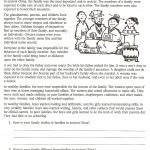 6Th Grade Social Studies Ancient China Worksheets   Free | Ancient China Printable Worksheets