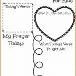 8 9 Free Printable Bible Study Worksheets | Sowtemplate | Bible Printable Worksheets
