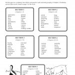 A Guide For Using Old Yeller In The Classroom | School | 4Th Grade | Old Yeller Printable Worksheets