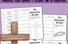 Religious Worksheets Printable