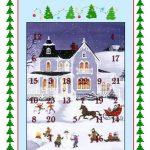 Advent Calendar   Christmas Activities Worksheet   Free Esl | Advent Printable Worksheets