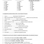 Adverbs Of Manner Worksheet   Free Esl …   English Grammar; Learn   Free Printable Worksheets On Adverbs For Grade 5