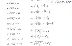8Th Grade Pre Algebra Worksheets Printable