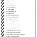All Mixed Up ~ Sentence Scramble | Printable Banner | English | Free Printable Scrambled Sentences Worksheets
