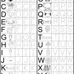 Alphabet Worksheets For Pre K – With Abc Tracing Sheet Also Free | Childrens Printable Alphabet Worksheets