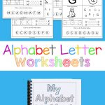 Alphabet Worksheets   Fun With Mama | Printable Worksheets For Preschoolers The Alphabets