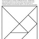 Art Element: Shape | Math | Tangram Puzzles, Elements Of Art | Printable Tangram Worksheets