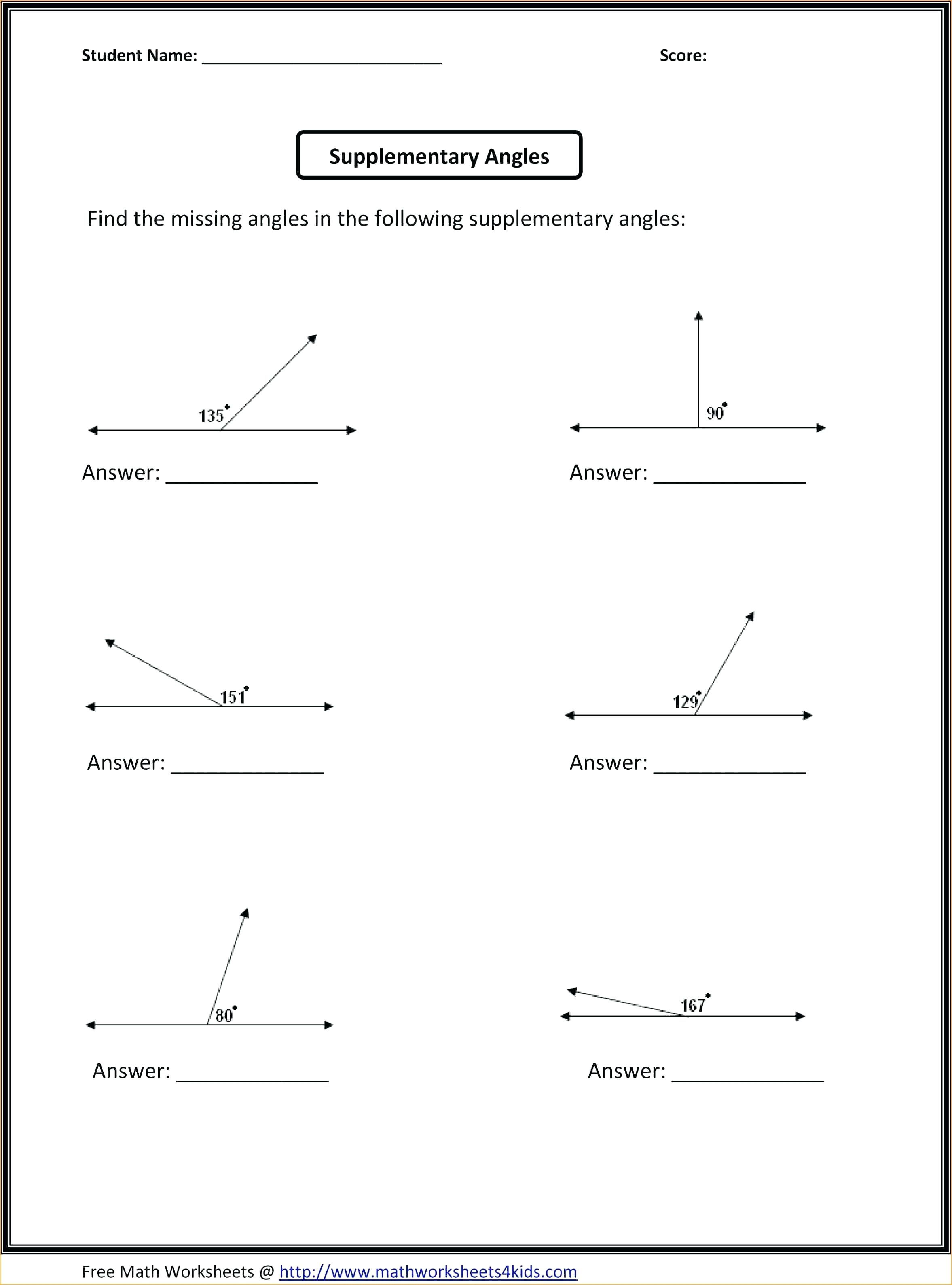 Basic Geometry Worksheets Math Grade Geometry Worksheets | 4Th Grade Geometry Worksheets Printable