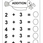 Beginner Addition – 6 Kindergarten Addition Worksheets / Free | Printable Addition Worksheets Kindergarten