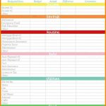 Bill Budget Worksheet   Koran.sticken.co | Free Printable Monthly Bills Worksheet