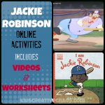 Books, Videos, And Lessons: Jackie Robinson For Kids   Kids Creative | Free Printable Worksheets On Jackie Robinson