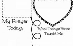 Free Printable Children's Bible Lessons Worksheets