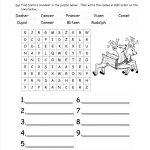 Christmas Worksheets And Printouts | Christmas Worksheets Printables