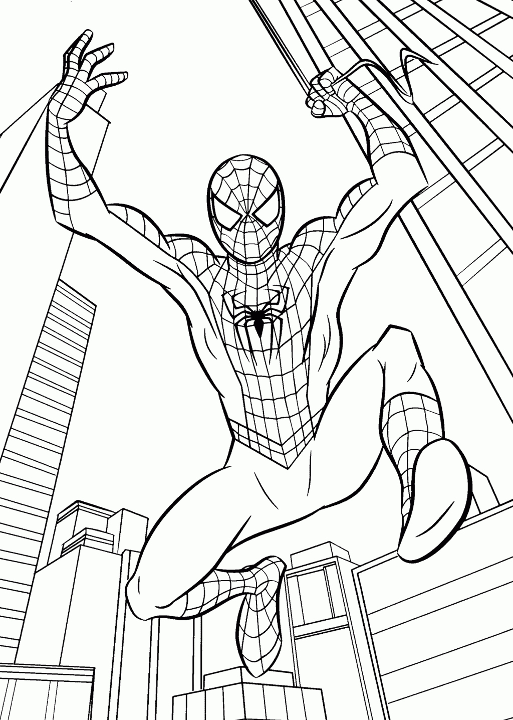 Coloring Page ~ Coloring Page Astonishing Free Printable Pages For | Spiderman Worksheets Free Printables