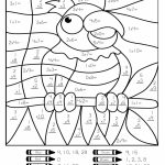 Colornumber For Kids   Bing Images | Math | Matemáticas | Free Printable Color By Number Subtraction Worksheets