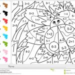 Colornumber Pictures Paint Numbers Addition And Subtraction | Free Printable Color By Number Subtraction Worksheets