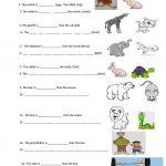 Comparative Exercise Worksheet   Free Esl Printable Worksheets Made   Comparative Worksheets Printable