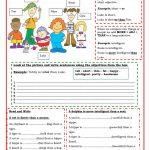 Comparatives Worksheet   Free Esl Printable Worksheets Madeteachers   Comparative Worksheets Printable