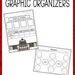 Constitution Graphic Organizers   Constitution Worksheets | 6Th | Constitution Printable Worksheets