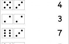Free Preschool Counting Worksheets Printable