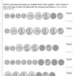 Counting Coins And Money Worksheets And Printouts   Free Printable Coin Worksheets