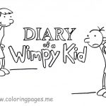 Diary Of A Wimpy Kid Coloring Pages To Print   Coloring Home | Diary Of A Wimpy Kid Printable Worksheets