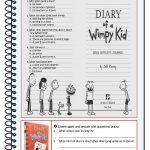 Diary Of A Wimpy Kid  Worksheet | Esl | Wimpy Kid Books, Wimpy Kid | Diary Of A Wimpy Kid Printable Worksheets