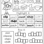 Digraph Worksheet Packet   Ch, Sh, Th, Wh, Ph | Educational | Printable Ch Worksheets