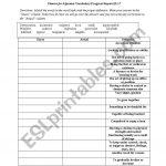 English Worksheets: Flowers For Algernon Vocab Words Progress | Flowers For Algernon Printable Worksheets