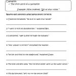 Englishlinx | Capitalization Worksheets | Printable Capitalization Worksheets 4Th Grade