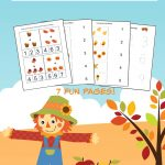 Fall Math Worksheets For Pre K To 1St Grade   Frugal Mom Eh! | Free Printable Fall Math Worksheets