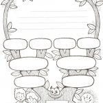 Family Tree Worksheet Printable … | Esl Worksheets | Famil… | Family Tree Worksheet Printable