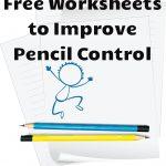 Fine Motor Skills Practice | Readyteacher | Fine Motor Skills Worksheets And Printables