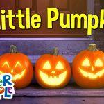 Five Little Pumpkins   Super Simple Songs | Five Little Pumpkins Printable Worksheet