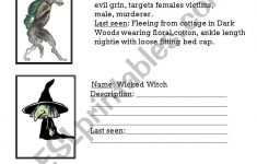 Fractured Fairy Tales – Esl Worksheetberushka | Fairy Tales Printable Worksheets