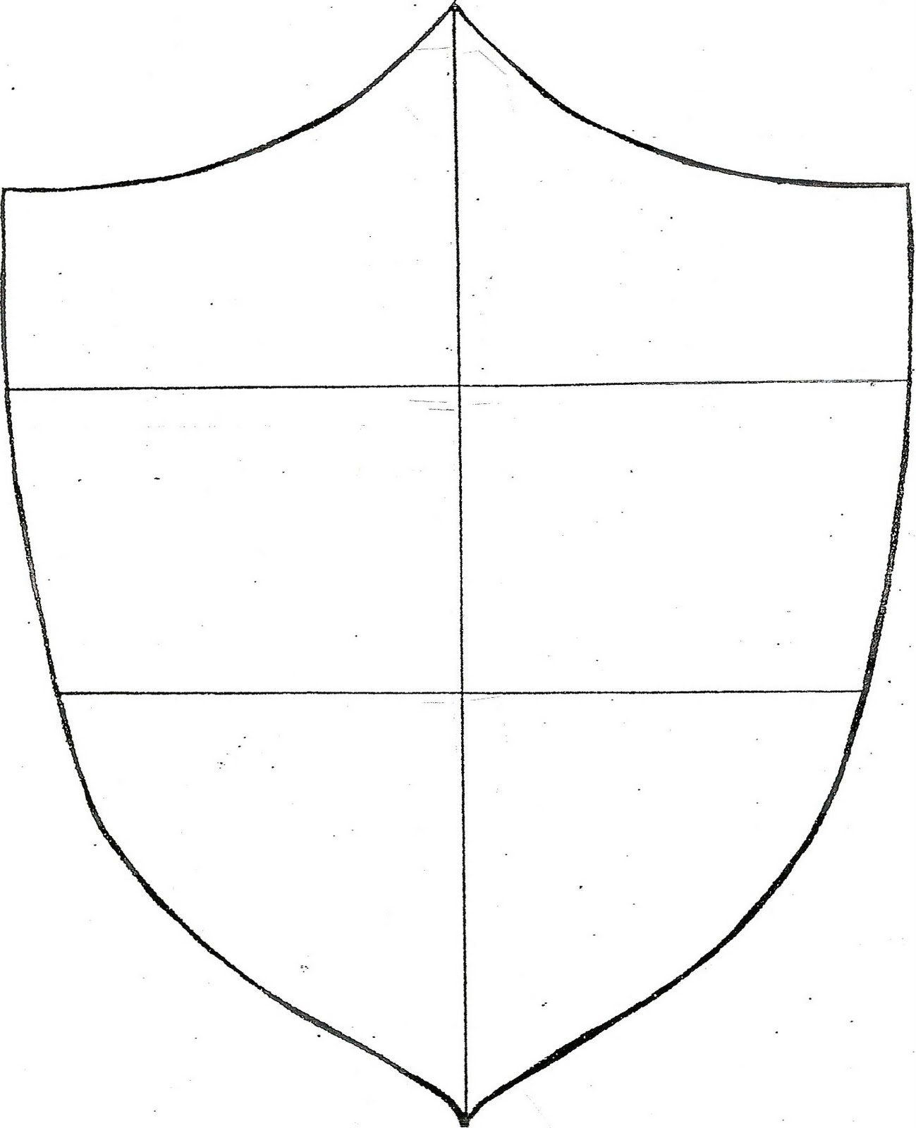 Free Blank Family Crest Template, Download Free Clip Art, Free Clip | Printable Coat Of Arms Worksheet