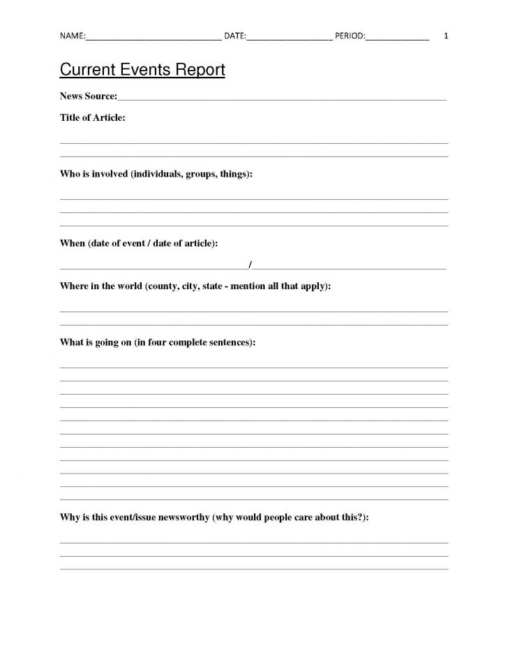Free Printable 8Th Grade Social Studies Worksheets
