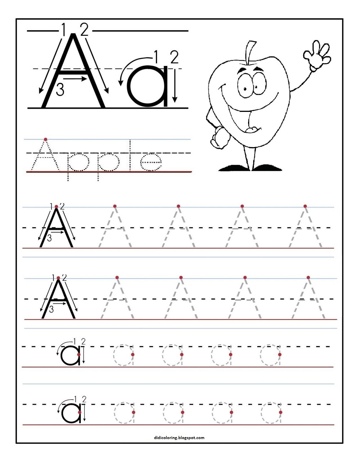 Free Preschool Writing Worksheets – With Also Addition Worksheet   Preschool Writing Worksheets Free Printable