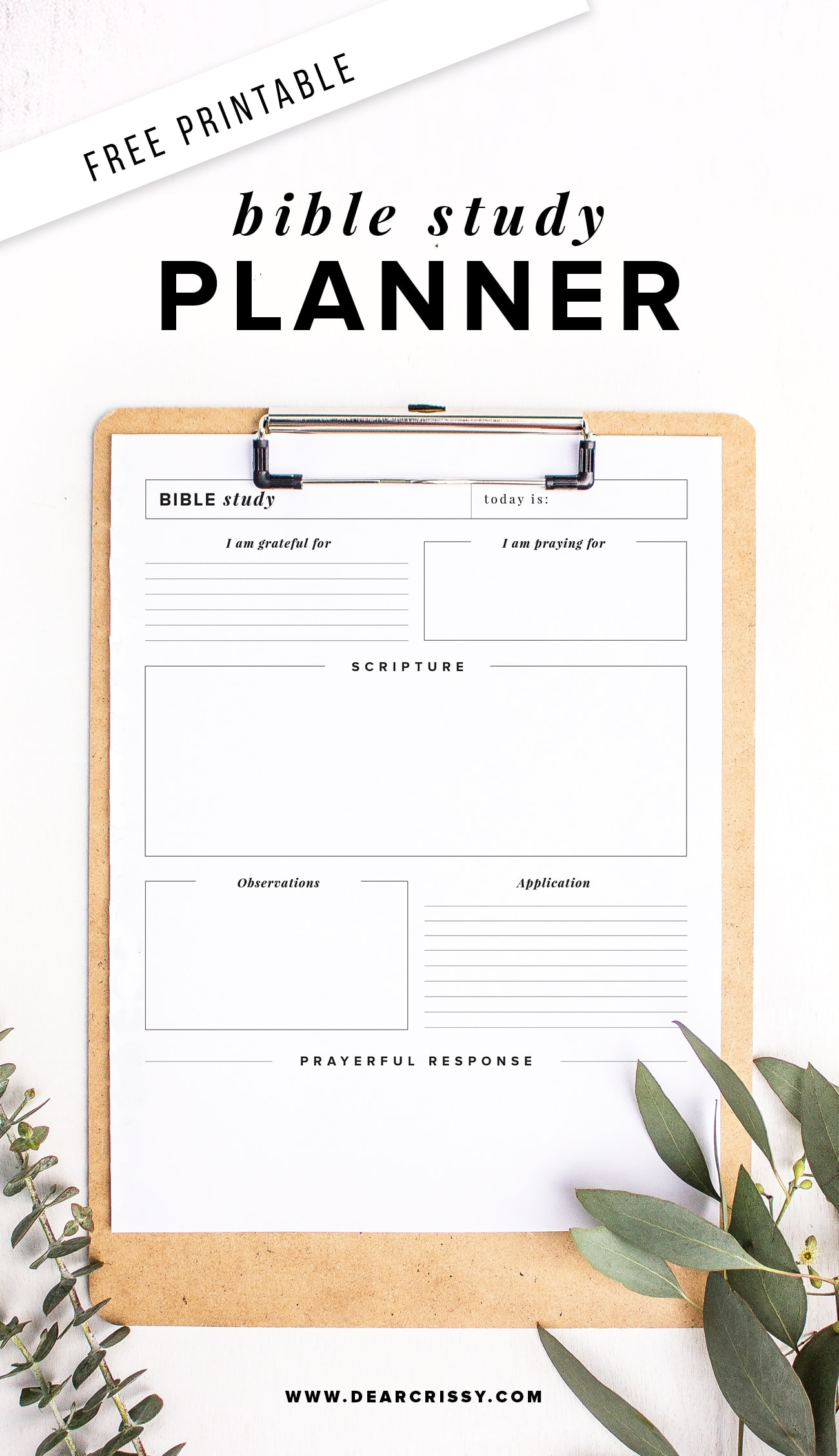 Free Printable Bible Study Planner - Soap Method Bible Study Worksheet! | Free Printable Bible Study Worksheets For Adults
