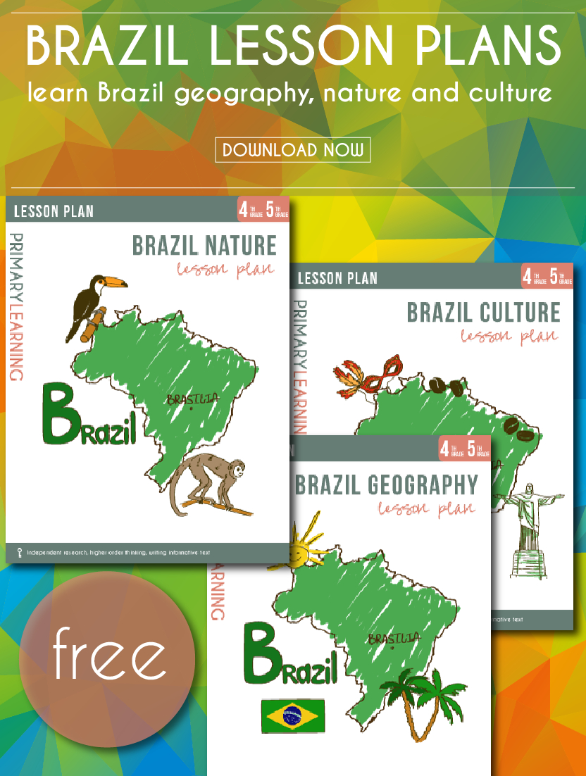 Free Printable Brazil Lesson Plans | Shopping Hacks | Lesson Plans | Brazil Worksheets Free Printables