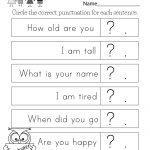 Free Printable Grammar Worksheet For Kids For Kindergarten | Free Printable Grammar Worksheets