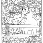 Free, Printable Hidden Picture Puzzles For Kids   Seek And Find Printable Worksheets