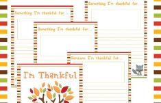 Free Printable Gratitude Worksheets