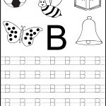Free Printable Letter Tracing Worksheets For Kindergarten – 26 | Alphabet Worksheets For Preschoolers Printable