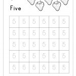 Free Printable Number Tracing And Writing (1 10) Worksheets   Number | Printable Number Tracing Worksheets